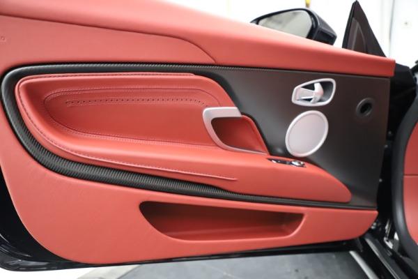 New 2021 Aston Martin DB11 Volante Convertible for sale $261,486 at Maserati of Westport in Westport CT 06880 16