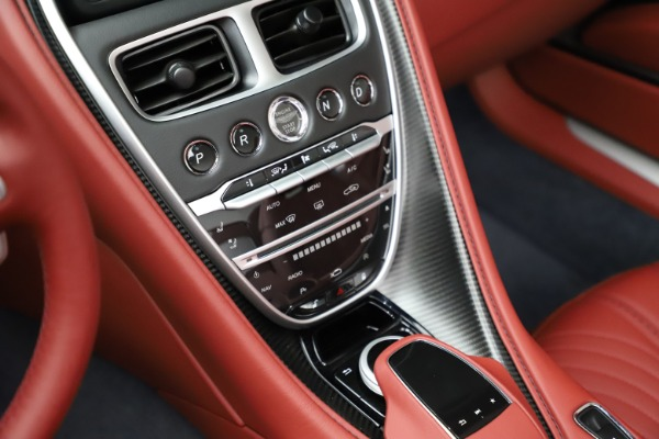 New 2021 Aston Martin DB11 Volante Convertible for sale $261,486 at Maserati of Westport in Westport CT 06880 17