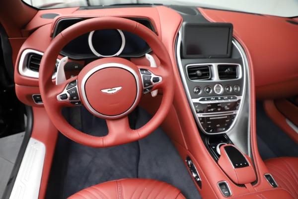 New 2021 Aston Martin DB11 Volante Convertible for sale $261,486 at Maserati of Westport in Westport CT 06880 18