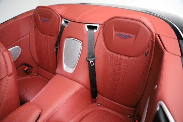 New 2021 Aston Martin DB11 Volante Convertible for sale $261,486 at Maserati of Westport in Westport CT 06880 19