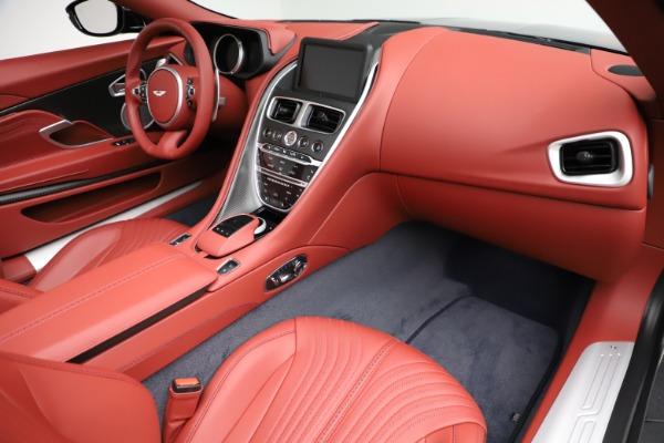 New 2021 Aston Martin DB11 Volante Convertible for sale $261,486 at Maserati of Westport in Westport CT 06880 20