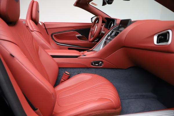 New 2021 Aston Martin DB11 Volante Convertible for sale $261,486 at Maserati of Westport in Westport CT 06880 21