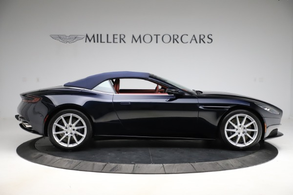 New 2021 Aston Martin DB11 Volante Convertible for sale $261,486 at Maserati of Westport in Westport CT 06880 23