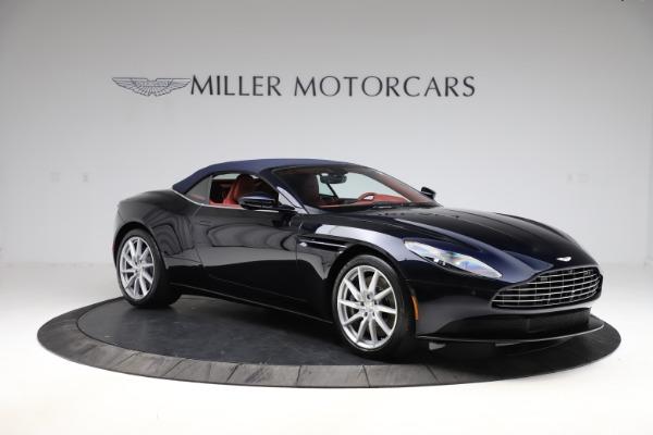 New 2021 Aston Martin DB11 Volante Convertible for sale $261,486 at Maserati of Westport in Westport CT 06880 24