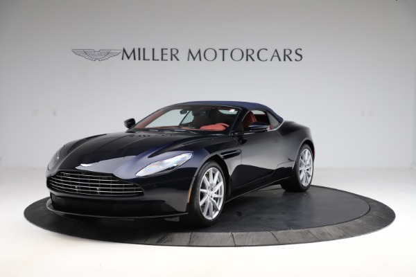 New 2021 Aston Martin DB11 Volante Convertible for sale $261,486 at Maserati of Westport in Westport CT 06880 25