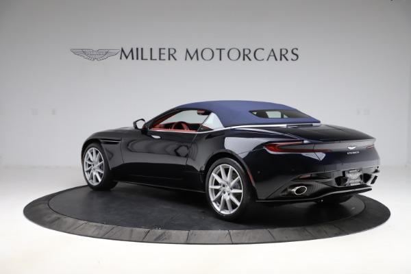 New 2021 Aston Martin DB11 Volante Convertible for sale $261,486 at Maserati of Westport in Westport CT 06880 27