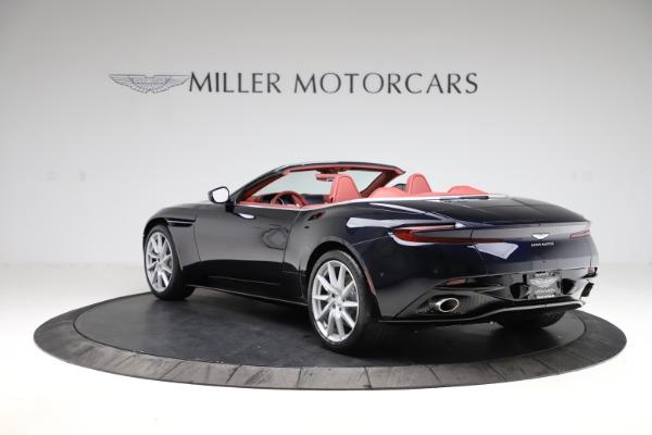 New 2021 Aston Martin DB11 Volante Convertible for sale $261,486 at Maserati of Westport in Westport CT 06880 4