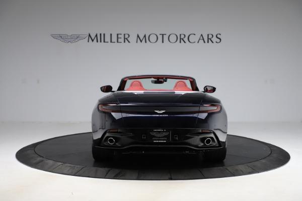 New 2021 Aston Martin DB11 Volante Convertible for sale $261,486 at Maserati of Westport in Westport CT 06880 5