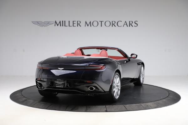 New 2021 Aston Martin DB11 Volante Convertible for sale $261,486 at Maserati of Westport in Westport CT 06880 6
