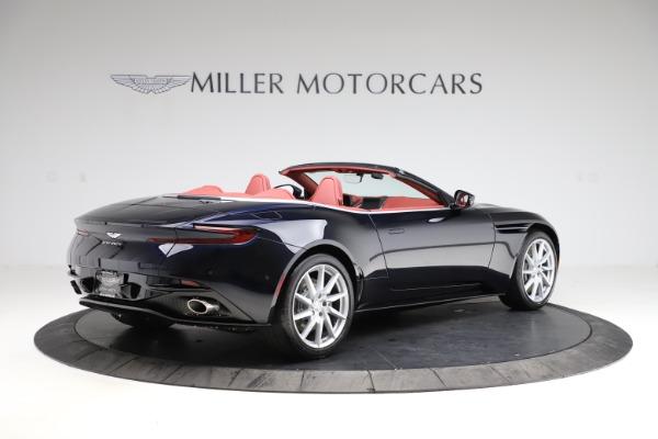 New 2021 Aston Martin DB11 Volante Convertible for sale $261,486 at Maserati of Westport in Westport CT 06880 7