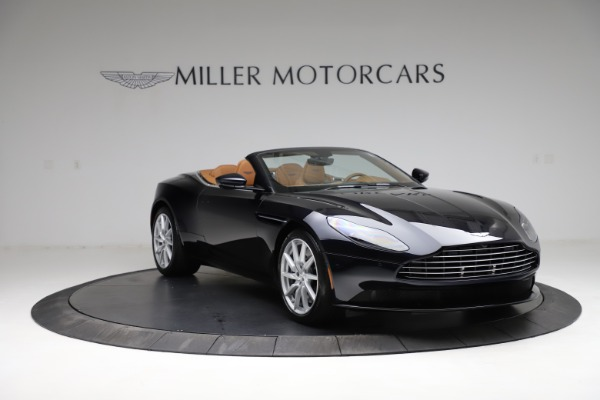 New 2021 Aston Martin DB11 Volante for sale $265,186 at Maserati of Westport in Westport CT 06880 10