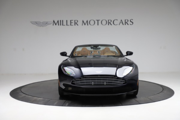 New 2021 Aston Martin DB11 Volante for sale $265,186 at Maserati of Westport in Westport CT 06880 11