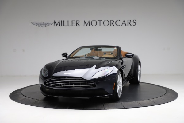 New 2021 Aston Martin DB11 Volante for sale $265,186 at Maserati of Westport in Westport CT 06880 12