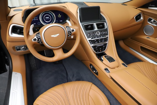 New 2021 Aston Martin DB11 Volante for sale $265,186 at Maserati of Westport in Westport CT 06880 15