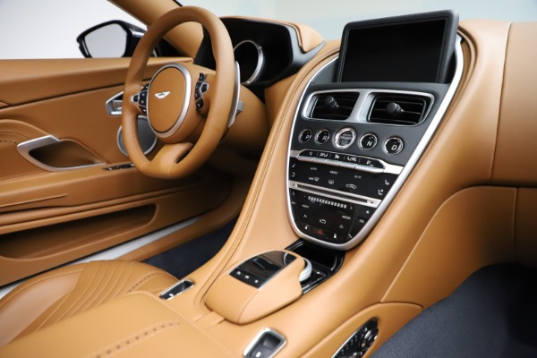 New 2021 Aston Martin DB11 Volante for sale $265,186 at Maserati of Westport in Westport CT 06880 18
