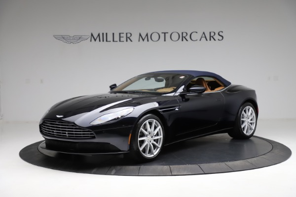 New 2021 Aston Martin DB11 Volante for sale $265,186 at Maserati of Westport in Westport CT 06880 20