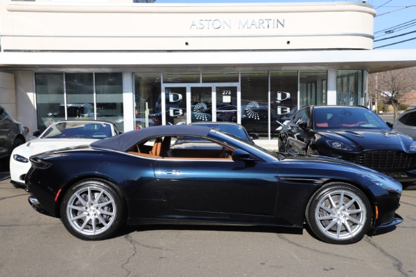 New 2021 Aston Martin DB11 Volante for sale $265,186 at Maserati of Westport in Westport CT 06880 27