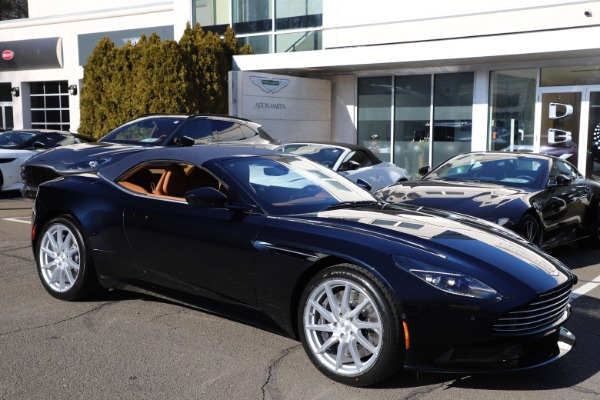 New 2021 Aston Martin DB11 Volante for sale $265,186 at Maserati of Westport in Westport CT 06880 28