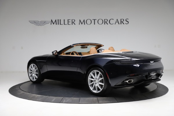 New 2021 Aston Martin DB11 Volante for sale $265,186 at Maserati of Westport in Westport CT 06880 3