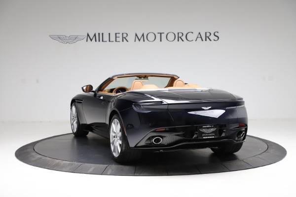 New 2021 Aston Martin DB11 Volante for sale $265,186 at Maserati of Westport in Westport CT 06880 4