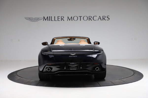 New 2021 Aston Martin DB11 Volante for sale $265,186 at Maserati of Westport in Westport CT 06880 5