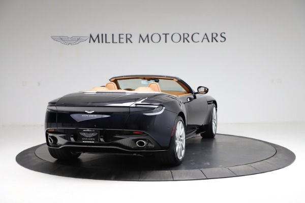 New 2021 Aston Martin DB11 Volante for sale $265,186 at Maserati of Westport in Westport CT 06880 6