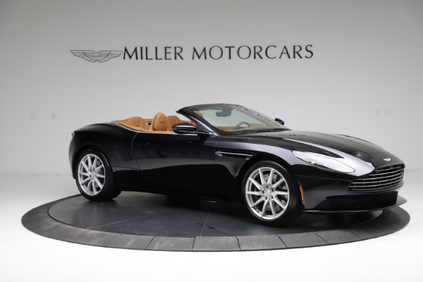 New 2021 Aston Martin DB11 Volante for sale $265,186 at Maserati of Westport in Westport CT 06880 9