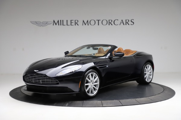 New 2021 Aston Martin DB11 Volante for sale $265,186 at Maserati of Westport in Westport CT 06880 1