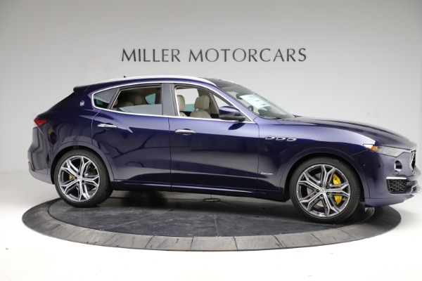 New 2021 Maserati Levante S Q4 GranLusso for sale $106,235 at Maserati of Westport in Westport CT 06880 10
