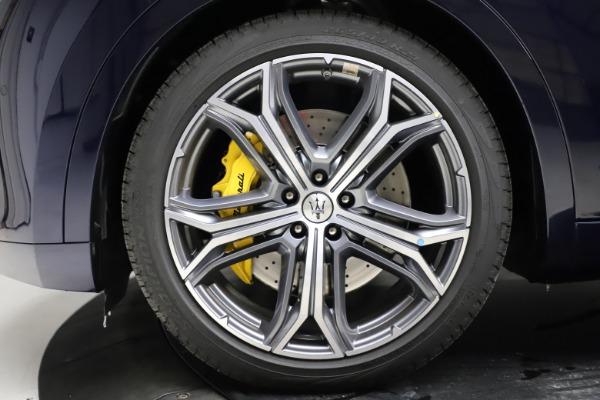 New 2021 Maserati Levante S Q4 GranLusso for sale $106,235 at Maserati of Westport in Westport CT 06880 13