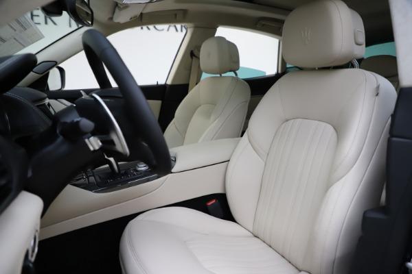 New 2021 Maserati Levante S Q4 GranLusso for sale $106,235 at Maserati of Westport in Westport CT 06880 14