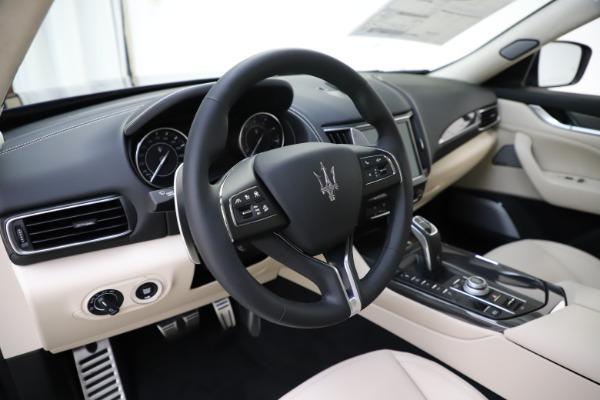 New 2021 Maserati Levante S Q4 GranLusso for sale $106,235 at Maserati of Westport in Westport CT 06880 16