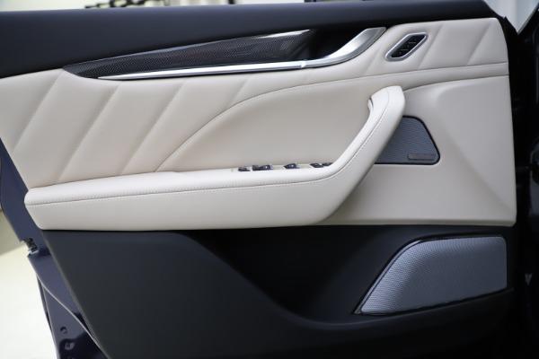 New 2021 Maserati Levante S Q4 GranLusso for sale $106,235 at Maserati of Westport in Westport CT 06880 17