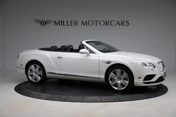Used 2016 Bentley Continental GT V8 for sale $139,900 at Maserati of Westport in Westport CT 06880 10