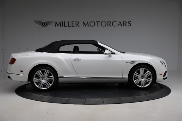 Used 2016 Bentley Continental GT V8 for sale $139,900 at Maserati of Westport in Westport CT 06880 18