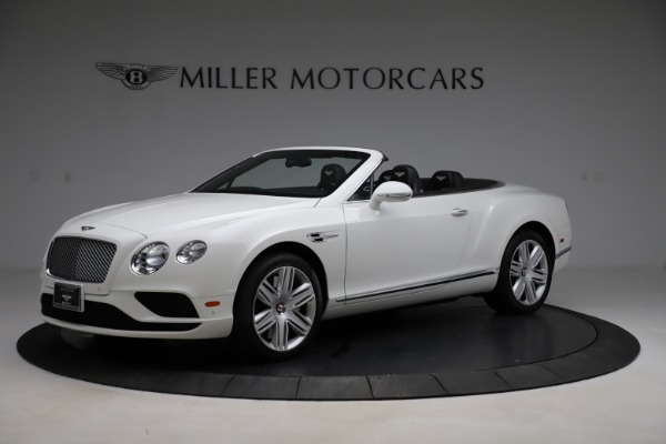 Used 2016 Bentley Continental GT V8 for sale $139,900 at Maserati of Westport in Westport CT 06880 2