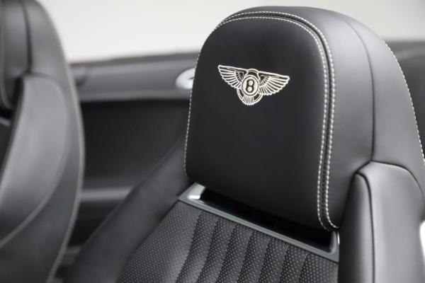 Used 2016 Bentley Continental GT V8 for sale $139,900 at Maserati of Westport in Westport CT 06880 28