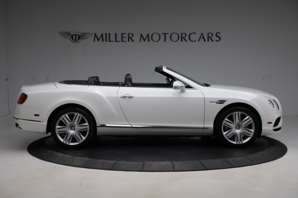 Used 2016 Bentley Continental GT V8 for sale $139,900 at Maserati of Westport in Westport CT 06880 9
