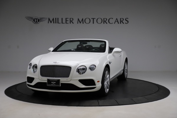 Used 2016 Bentley Continental GT V8 for sale $139,900 at Maserati of Westport in Westport CT 06880 1