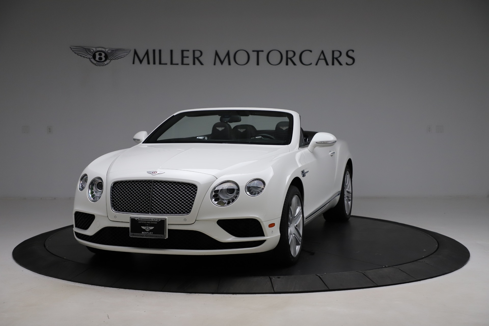 Used 2016 Bentley Continental GT V8 for sale $149,900 at Maserati of Westport in Westport CT 06880 1