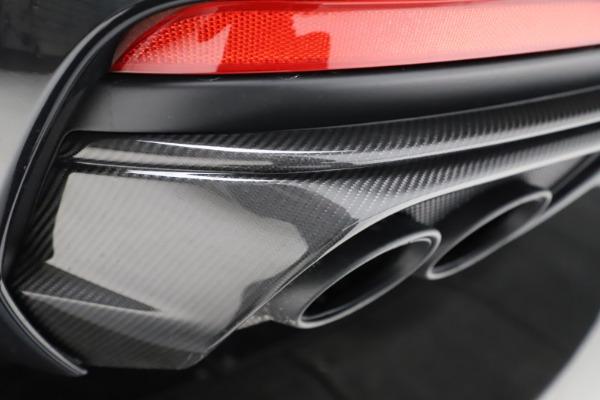 New 2021 Maserati Levante Trofeo for sale $155,035 at Maserati of Westport in Westport CT 06880 21