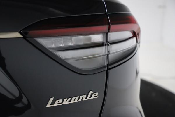 New 2021 Maserati Levante Trofeo for sale $155,035 at Maserati of Westport in Westport CT 06880 23