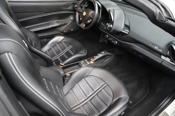 Used 2017 Ferrari 488 Spider for sale $284,900 at Maserati of Westport in Westport CT 06880 21