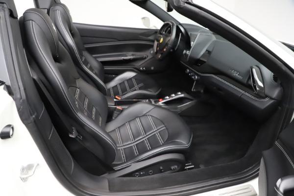 Used 2017 Ferrari 488 Spider for sale $284,900 at Maserati of Westport in Westport CT 06880 22