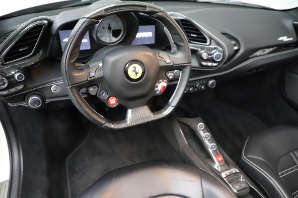 Used 2017 Ferrari 488 Spider for sale $284,900 at Maserati of Westport in Westport CT 06880 24