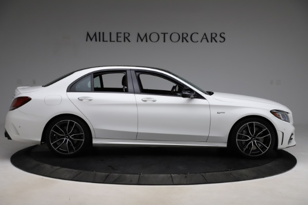 Used 2019 Mercedes-Benz C-Class AMG C 43 for sale $52,990 at Maserati of Westport in Westport CT 06880 10