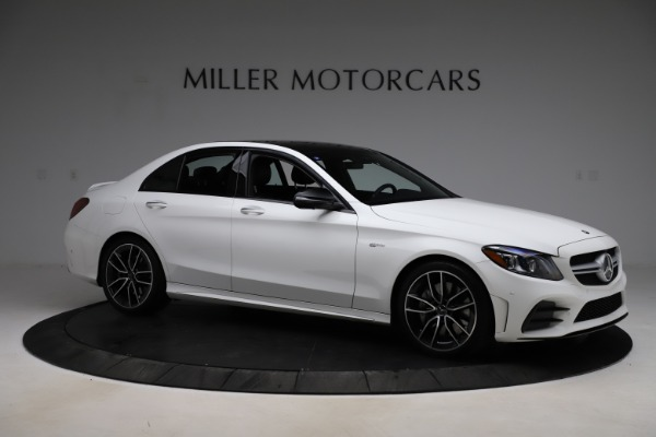 Used 2019 Mercedes-Benz C-Class AMG C 43 for sale $52,990 at Maserati of Westport in Westport CT 06880 11