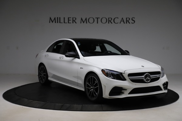 Used 2019 Mercedes-Benz C-Class AMG C 43 for sale $52,990 at Maserati of Westport in Westport CT 06880 12