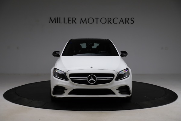 Used 2019 Mercedes-Benz C-Class AMG C 43 for sale $52,990 at Maserati of Westport in Westport CT 06880 13