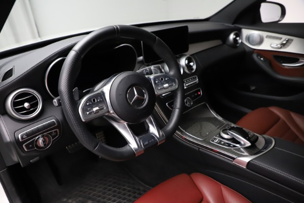 Used 2019 Mercedes-Benz C-Class AMG C 43 for sale $52,990 at Maserati of Westport in Westport CT 06880 14